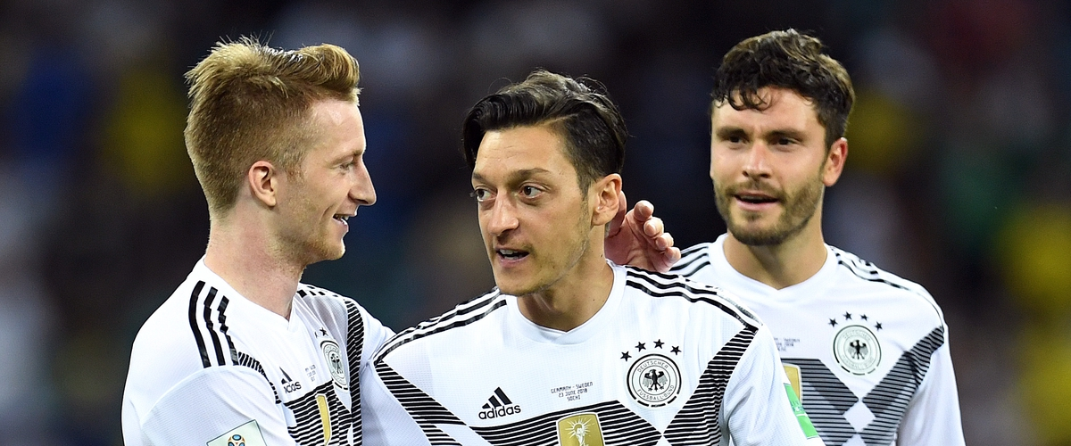 Germany's World Cup Loss Shouldn't Be So Surprising