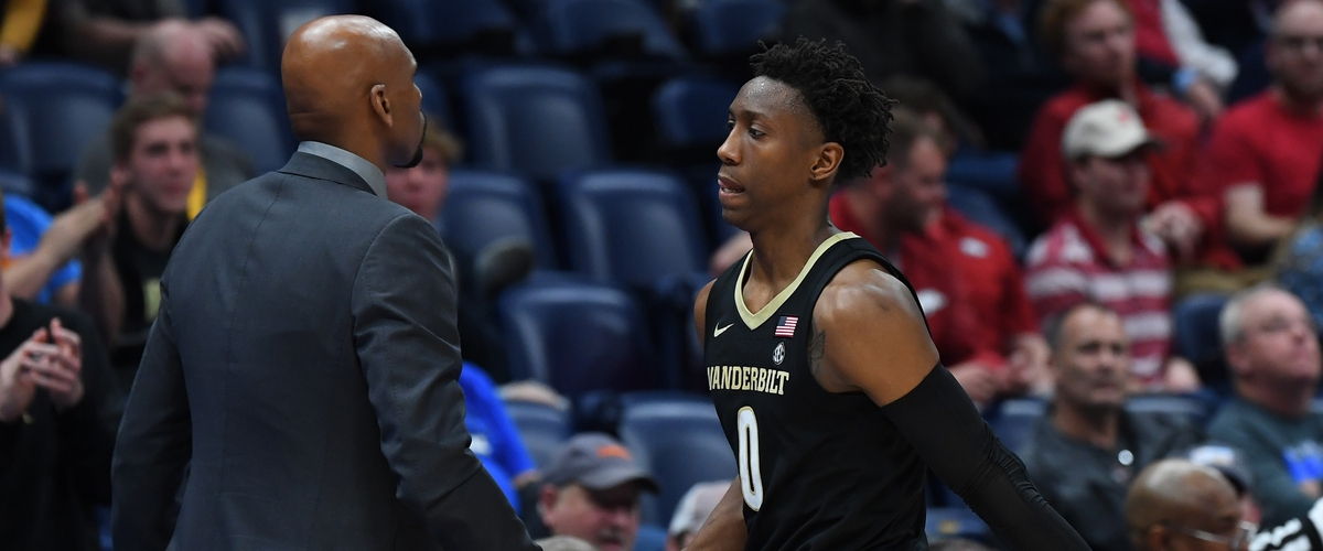 Two Vanderbilt basketball stars declare for the NBA draft