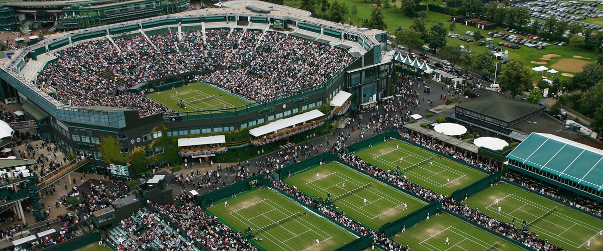 Wimbledon canceled for the first time since 1945