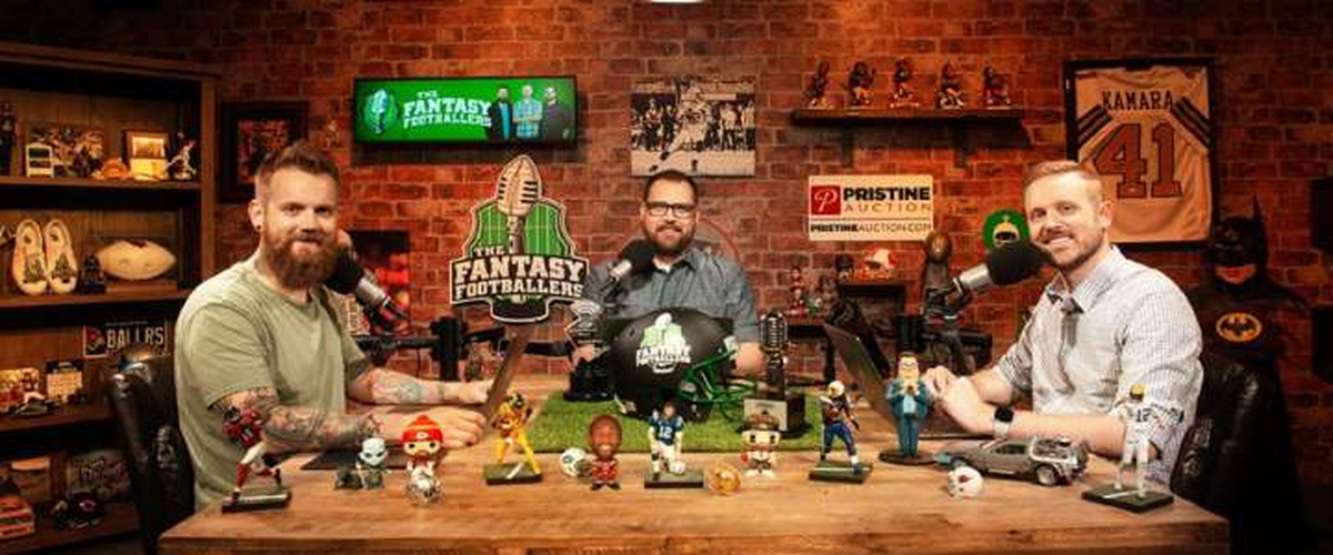 A fantasy Football Podcast for Beginners