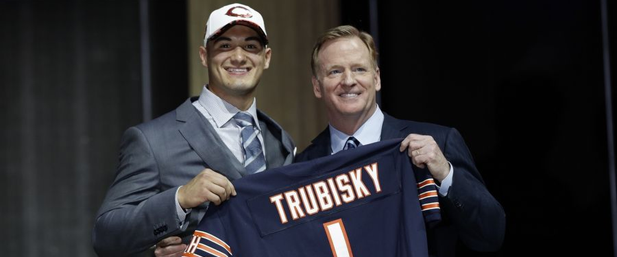 Revisiting the Bears awful 2017 Draft