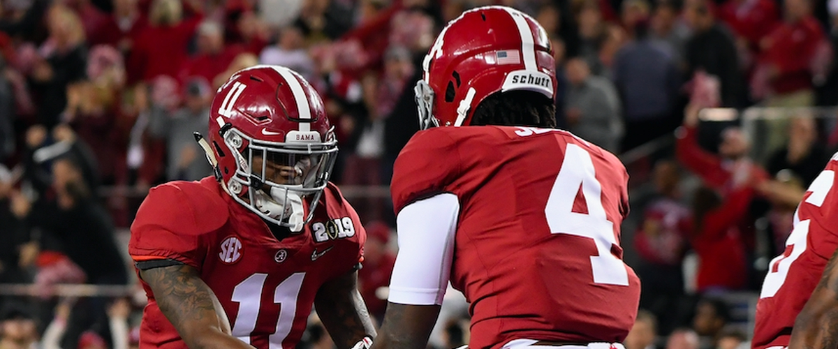 How many Alabama players will be drafted in the first round?