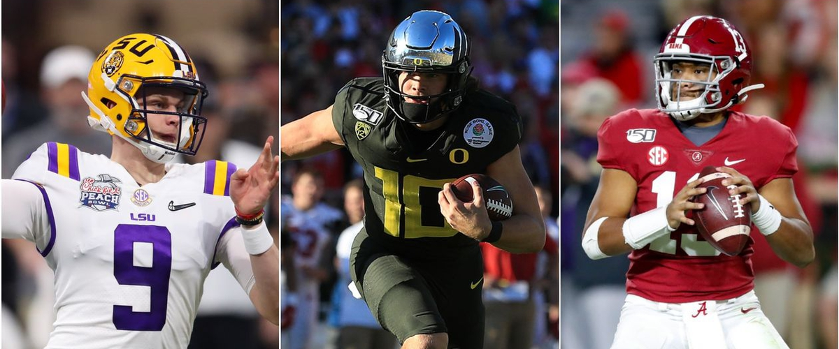 Fuller's Official 2020 NFL Mock Draft