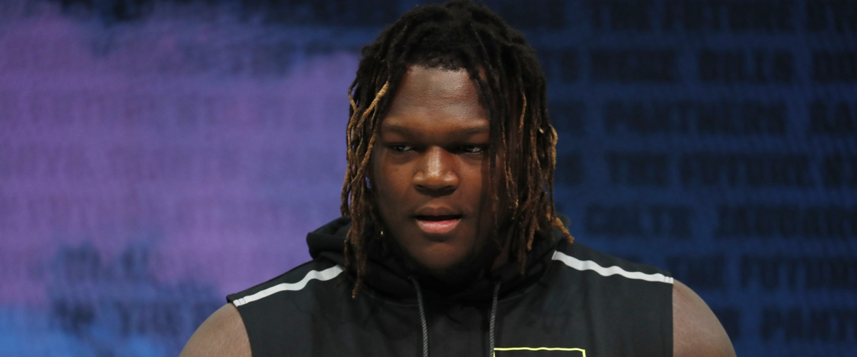 Getting to know the Tennessee Titans first-round pick, Isaiah Wilson