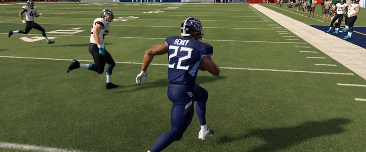 Could Derrick Henry be a Madden cover athlete?