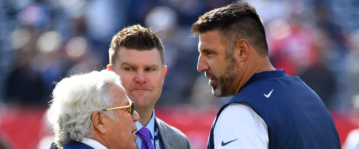 The Tennessee Titans' effort to recreate the Patriots' success is complete
