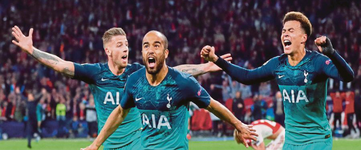 Spurs vs. Ajax: My Experience