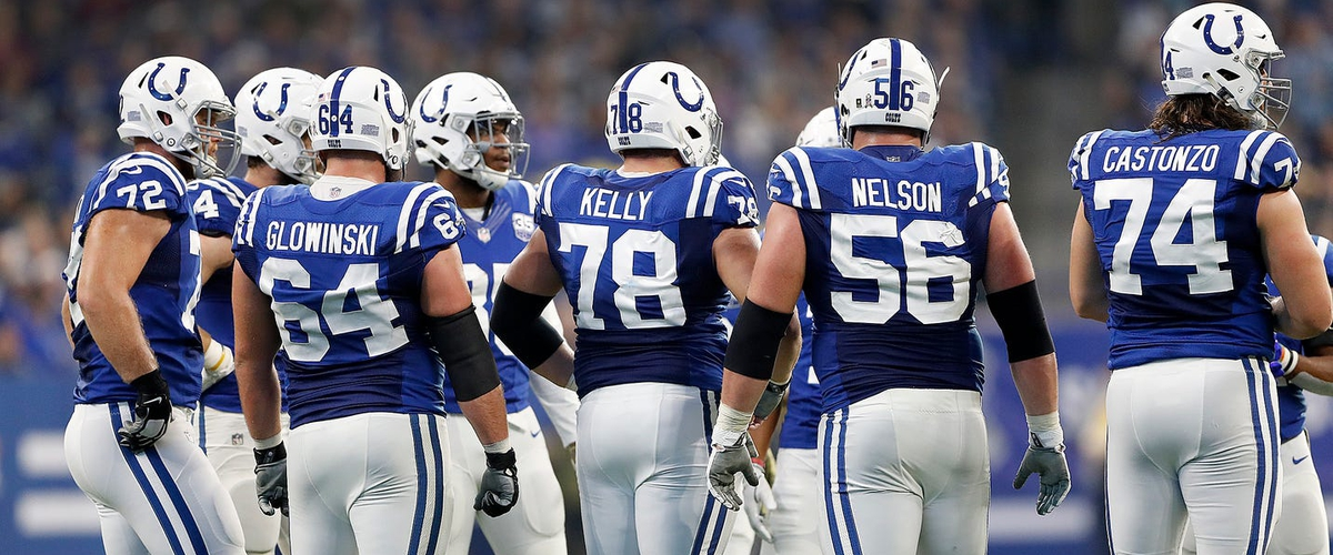 Indianapolis Colts 53-Man Roster Prediction: Offensive Line
