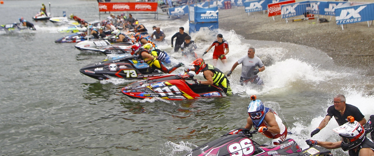 Flyers Club International Jet Ski Race