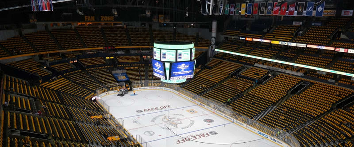 Nashville wants to host neutral site games if the NHL chooses that path