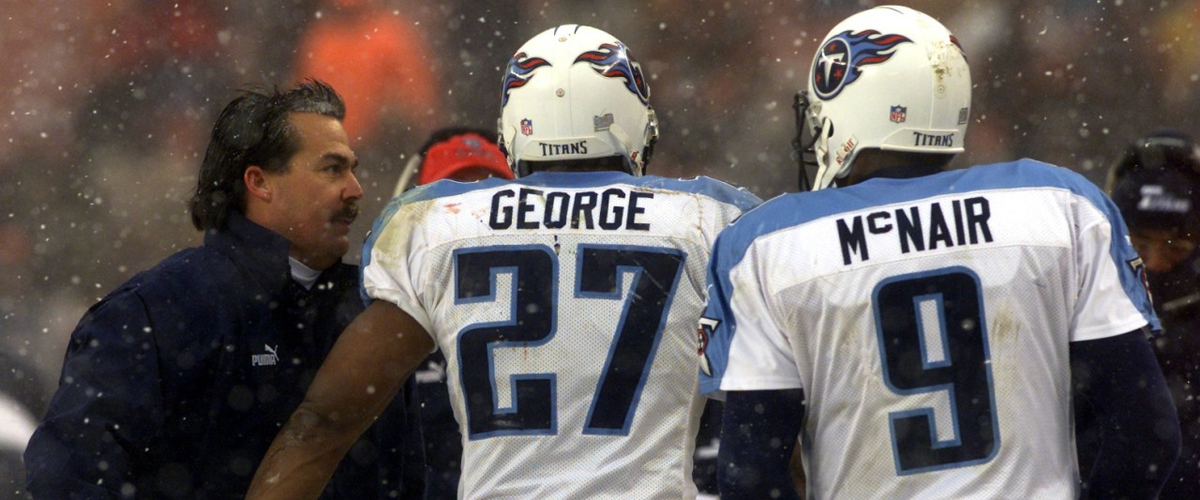 The three best players in Tennessee Titans history