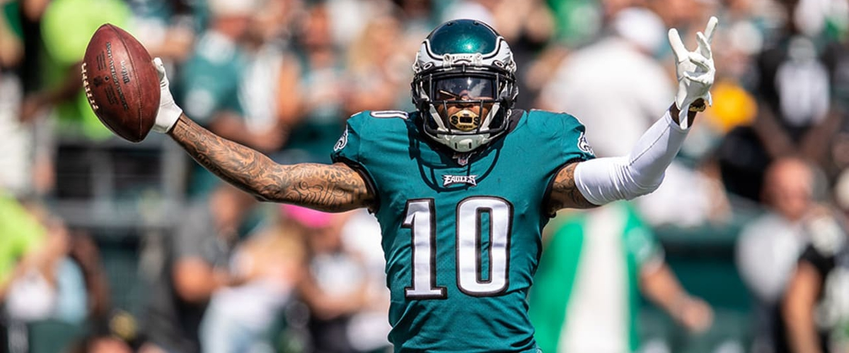 DeSean Jackson has a brilliant idea regarding the 2020 NFL season