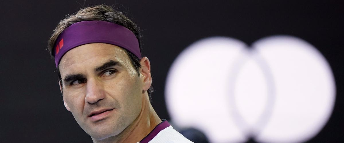 What's going on with Roger Federer?