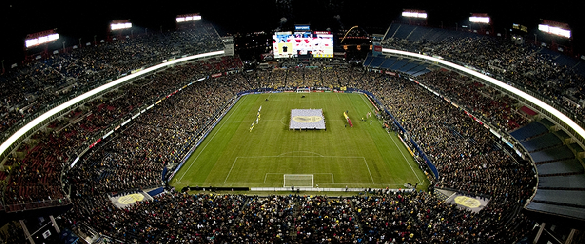 There is actually a chance Nashville SC plays a home game this season