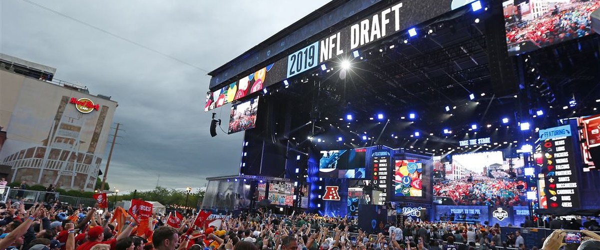 Go ahead and give Nashville the NFL Draft again!