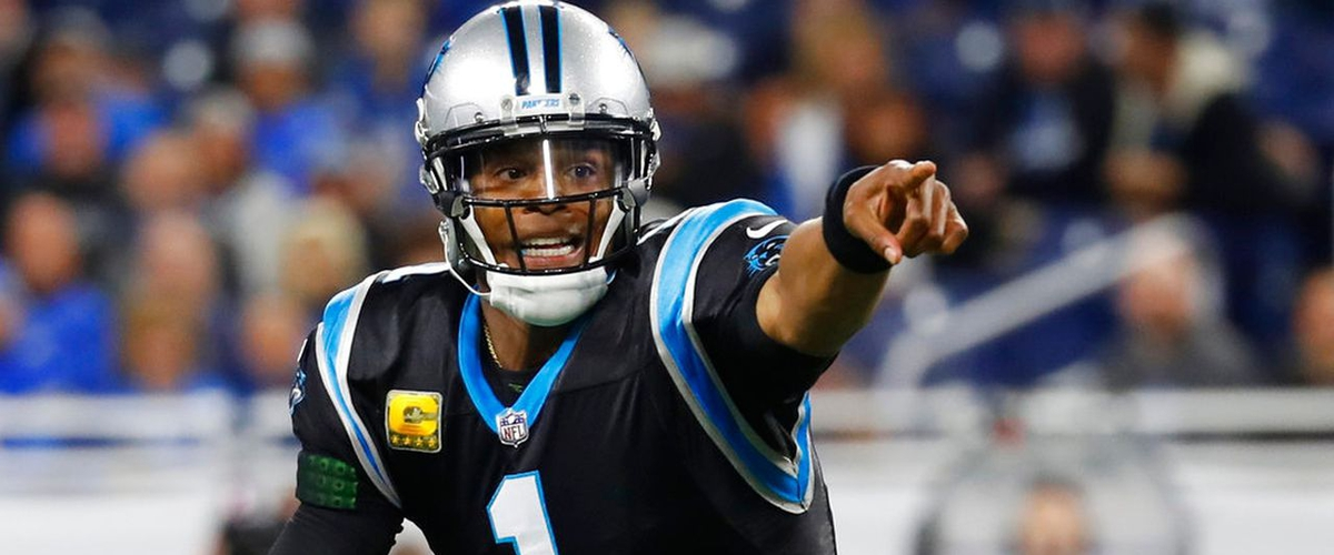 Where are the Patriots ranked in the AFC after signing Cam Newton?