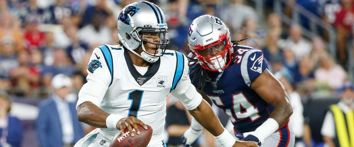 Does Cam Newton Improve the Patriots Playoff Chances?
