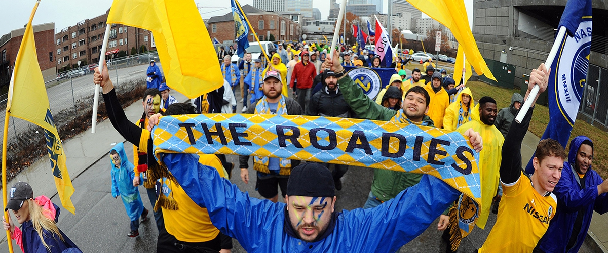 Nashville SC: The wait for soccer continues in the Music City