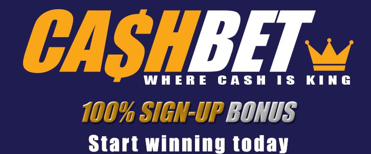 CashBet Sportsbook Review - Trusted Bet Site, Bonus Offers and Promo Codes