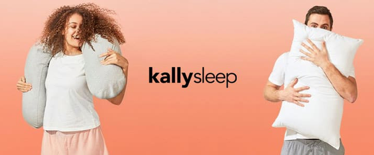 The Kally Sports Recovery Pillow