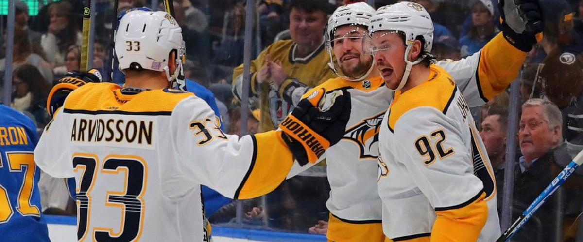 Nashville Predators: Getting the JoFA line back together