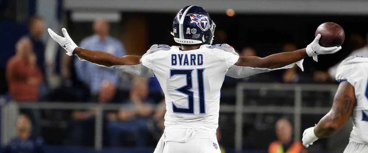 Where did Titans players end up on the NFL Top 100 list?