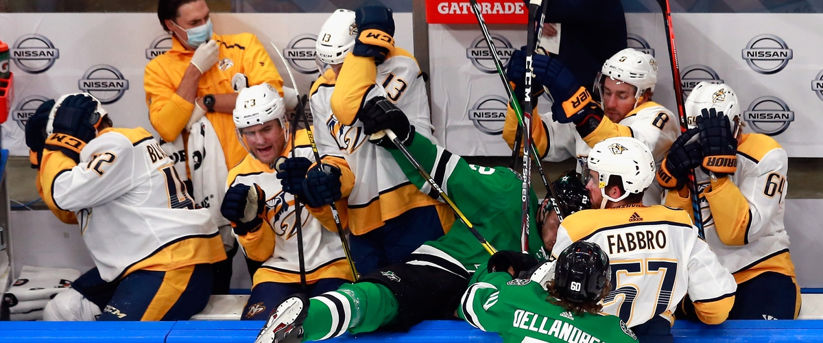 Three takeaways from the Predators' shutout win over the Stars