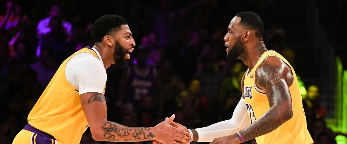 Lakers Back on Top, Clinch #1 Seed in the West