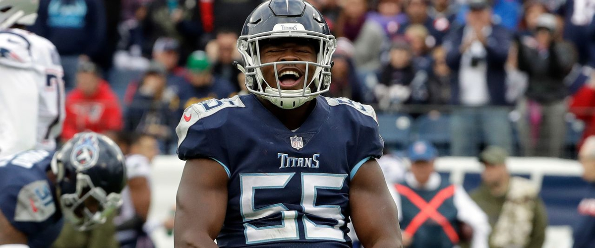 Tennessee Titans: Jayon Brown cleared to return to practice