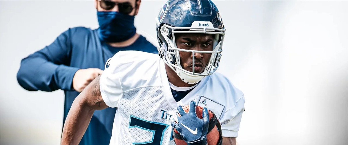 Titans: Derrick Henry, Darrynton Evans a scary duo in the backfield
