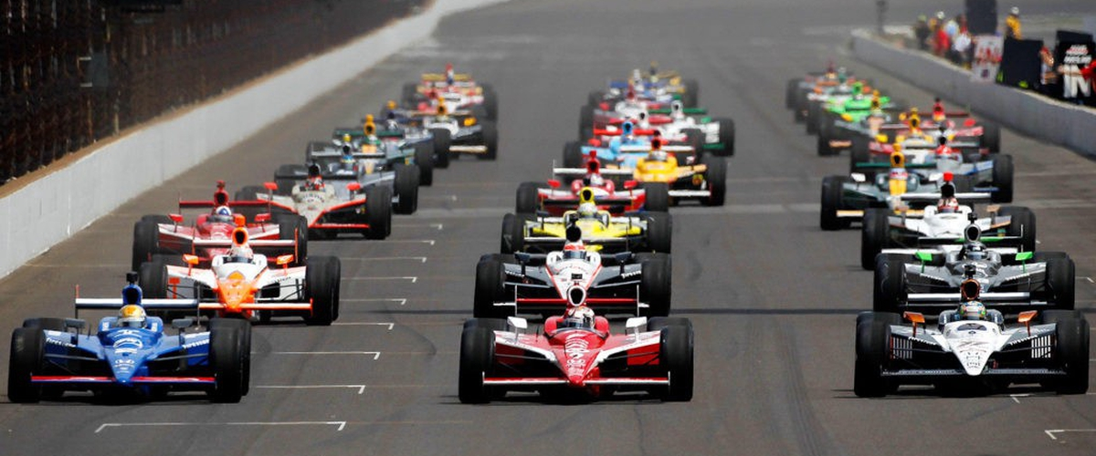 33-car entry list for 104th running of Indianapolis 500