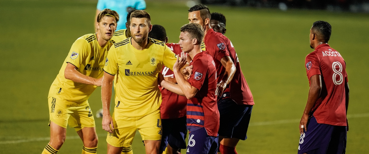 Three takeaways as Nashville SC earn a draw against FC Dallas on Sunday