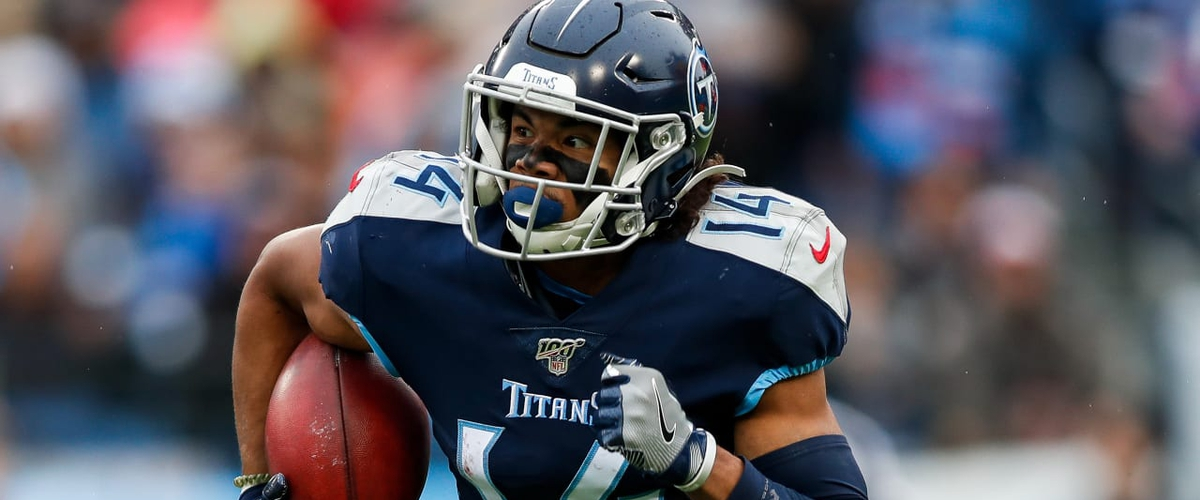 Tennessee Titans: Kalif Raymond needs snaps as the slot receiver