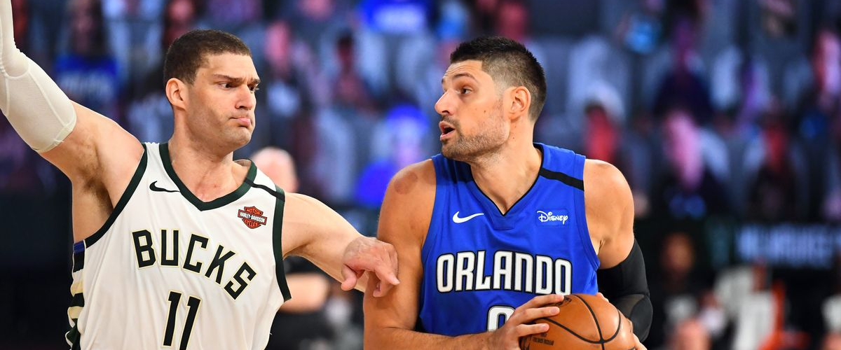 Orlando Magic take Game 1 from the Milwaukee Bucks