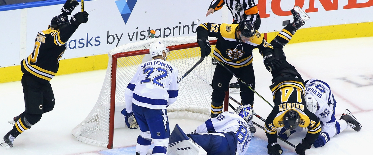 Legacies on the Line in Bruins-Lightning Series.