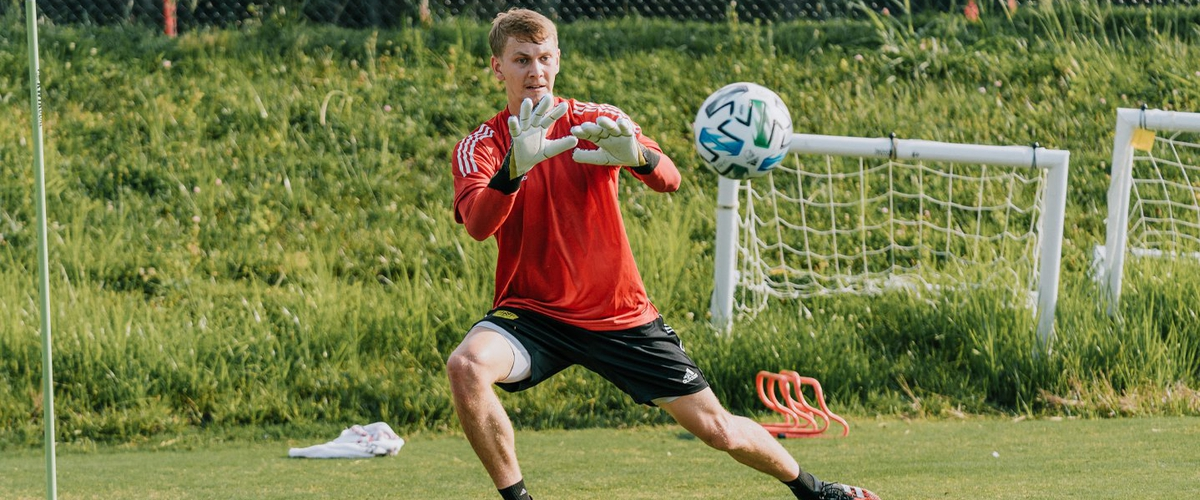 Nashville SC loans recently purchased goalkeeper to USL Championship side