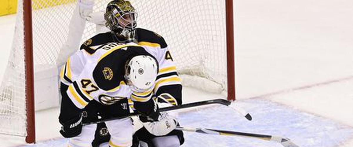 The Bruins Were No Team Of Destiny