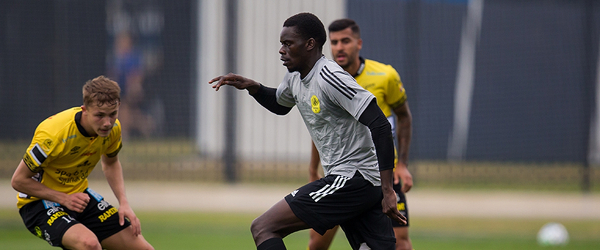 Nashville SC: There's poor form and then there's Dominique Badji