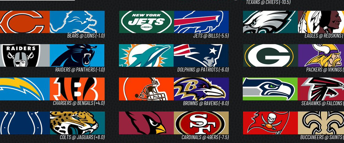 The NFL is BACK! Who Are You Watching Week 1?