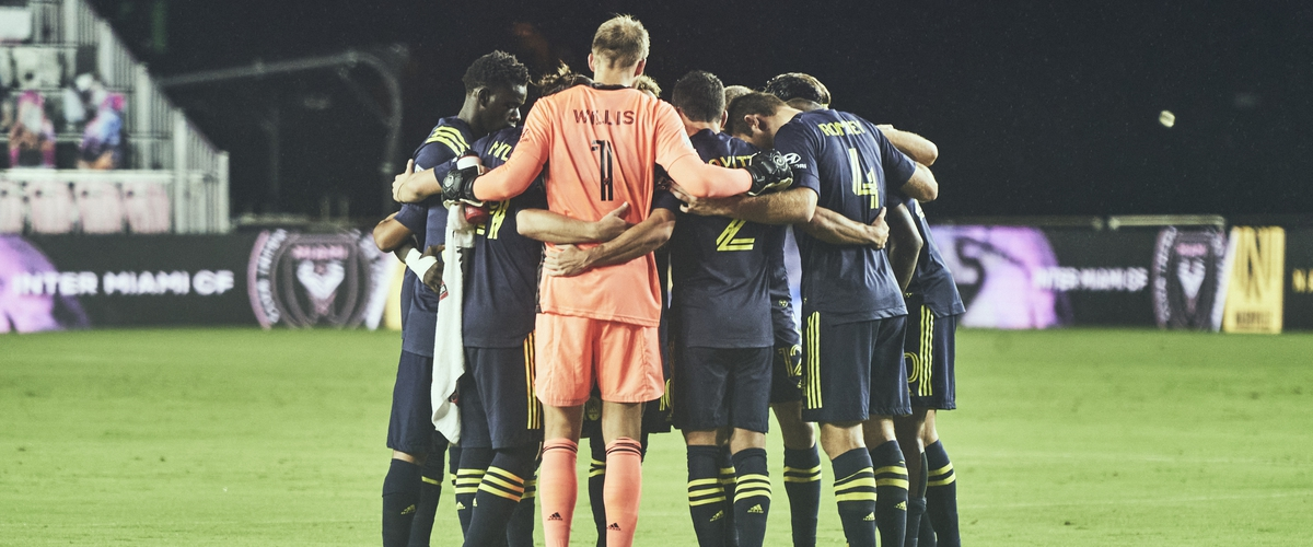 Three takeaways as Nashville SC settles for another draw