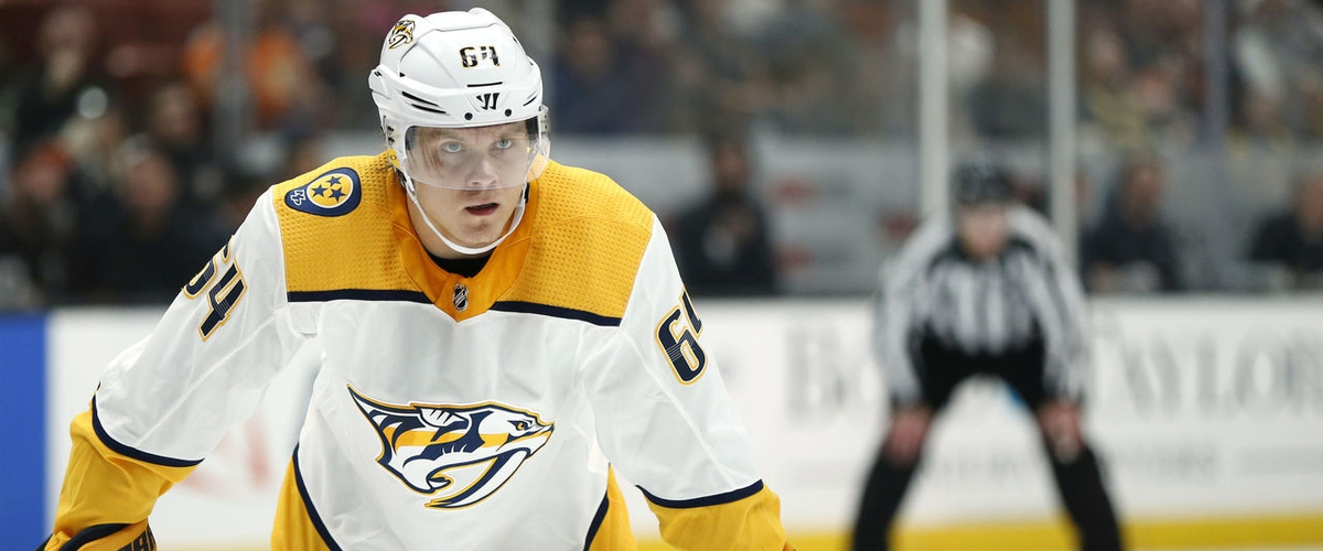 Nashville Predators: Letting Mikael Granlund walk in free agency is smart