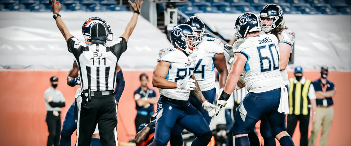 Here's how Titans fans and players reacted to the win over the Broncos