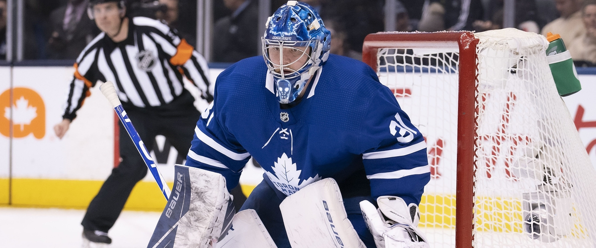 Why The Leafs Need to Trade G Frederik Andersen
