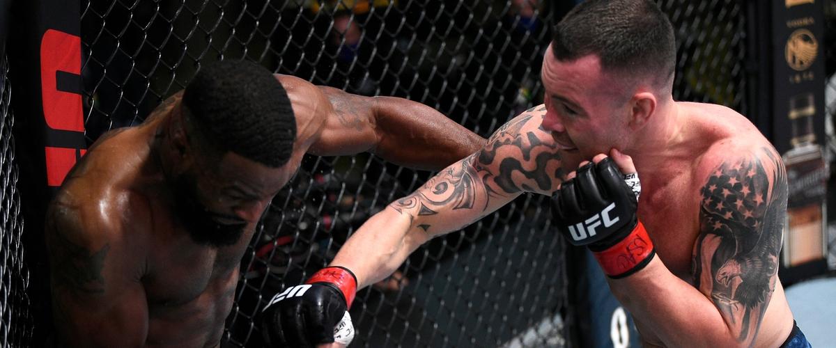 UFC on ESPN+ 36 Recap