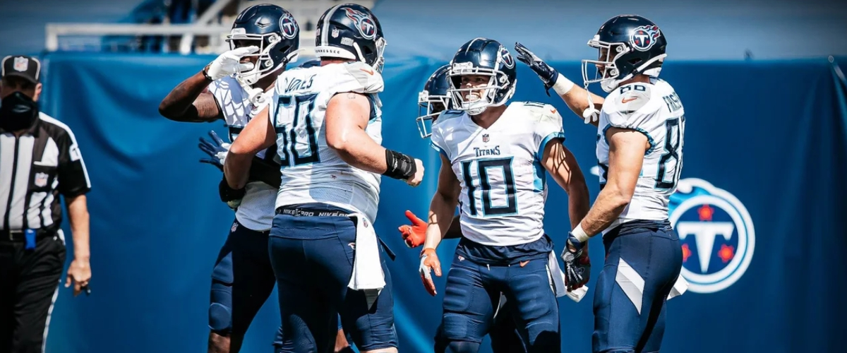 Can the Titans offense replicate what they did to the Jaguars?