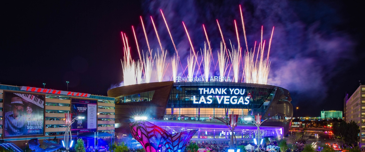 The Vegas Golden Knights and Their Special Bond With The Las Vegas Community.