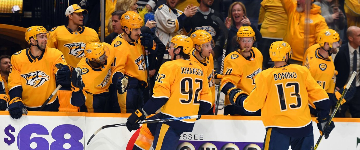 Nashville Predators: Shipping off a center in the offseason?