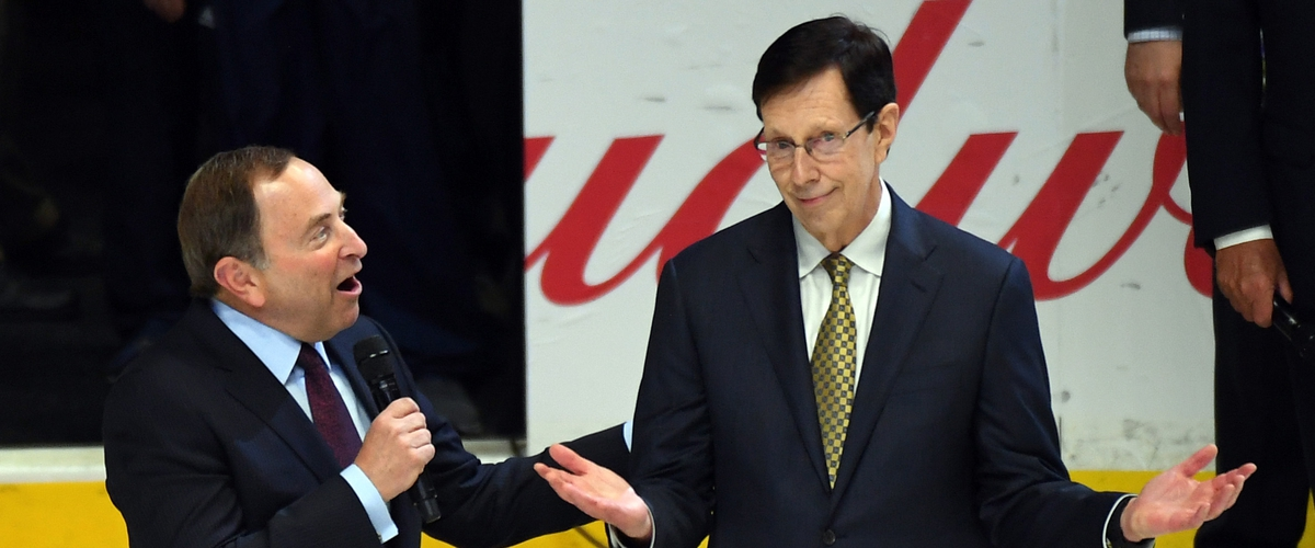 David Poile is back to his wheelin' and dealin' ways