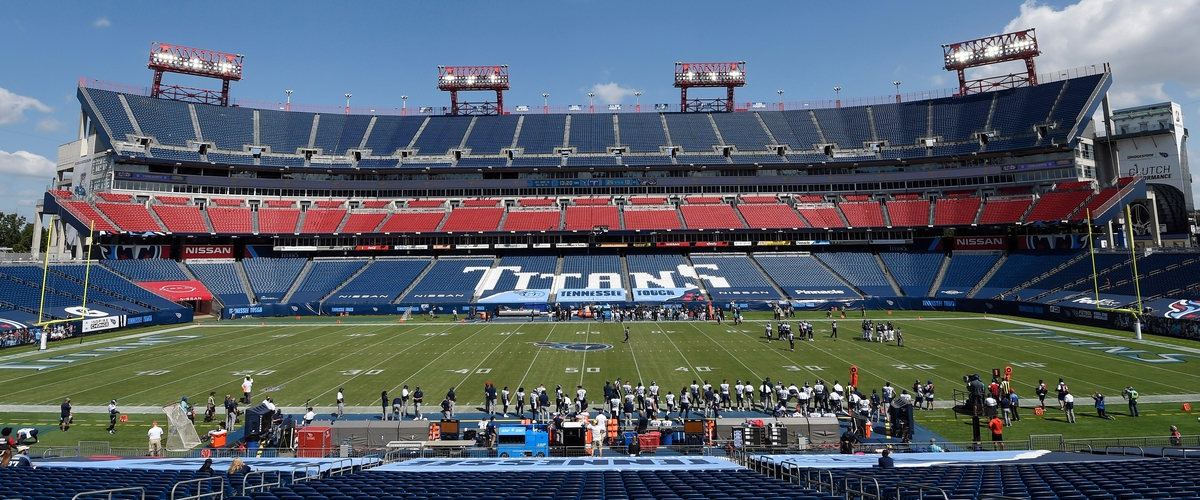 Setting expectations for the Titans tonight against the Bills