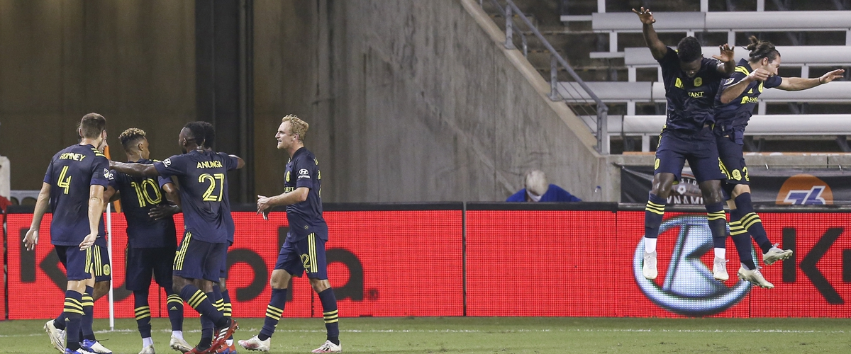 Brilliant Hany Mukhtar guides Nashville SC to stunning win over Houston